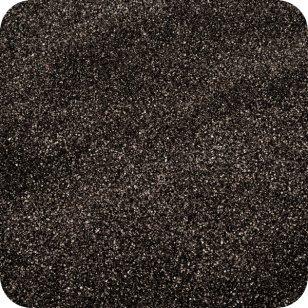Dashington Black Decorative Sand, 5 Pound Container/80oz