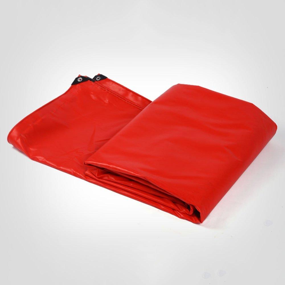 QAR Regen Tuch Rot Dicker Plane Regen Tuch DREI Anti-Tuch Plane Leinwand Abdeckung Plane Grau Tuch Schatten Zelt
