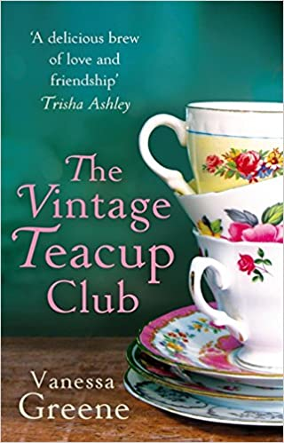Image result for the vintage teacup club by vanessa greene