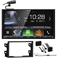 Kenwood DVD Bluetooth Receiver Android/Carplay/USB For 2002-04 Volkswagen Jetta