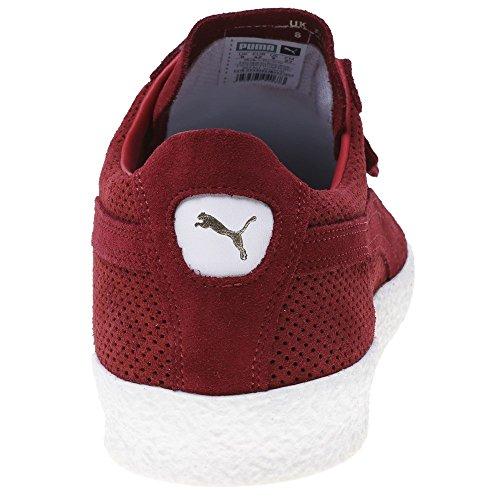 Puma Te-KU Summer Uomo Sneaker Rosso Rosso