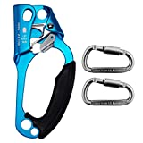 Climbing Hand Ascender-Right with CE and UIAA...