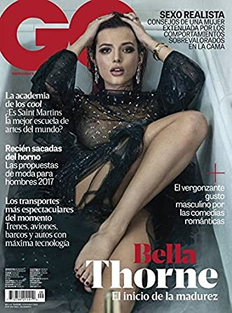 GQ Latin America October 1, 2017 issue