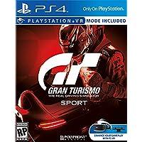Sony GT Sport Stnd+ [PlayStation 4] (Sony Eurasia Garantili)