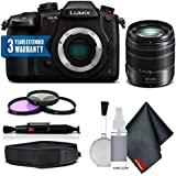 Panasonic Lumix DC-GH5S Mirrorless Digital Camera with Lumix G Vario 14-140mm Lens Combo (International Model)