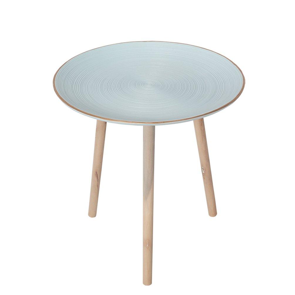 CSQ 家庭用小型ラウンドテーブルクリエイティブソリッドウッド小さなテーブルリビングルームソファテーブルカジュアルコーヒーテーブル読書テーブル交渉テーブル装飾テーブル (サイズ さいず : #2) B07F24DZ2S #2 #2