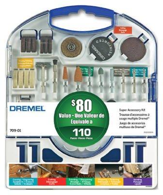 145-Piece Super Rotary Tool Kit