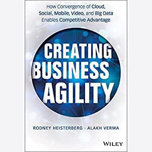 Creating Business Agility Audiobook