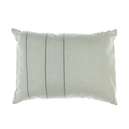 Amazon Calvin Klein White Label Ladder Lace Decorative Pillow Delectable Calvin Klein Decorative Pillows