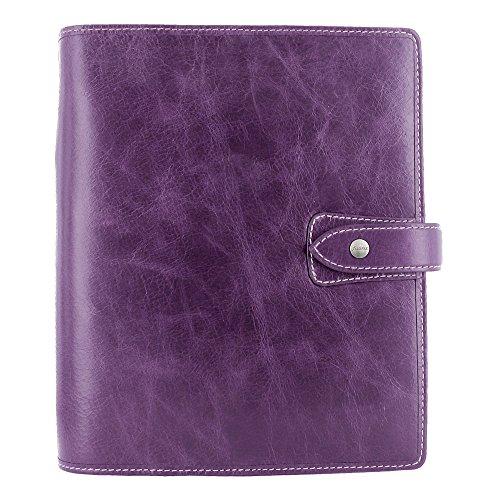 Filofax 2016 A5 Organizer, Malden Purple, 8.25 x 5.75'' (C025851-16) by Filofax