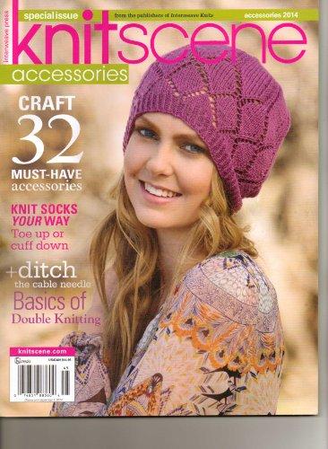 Knitscene Accessories Magazine 2014