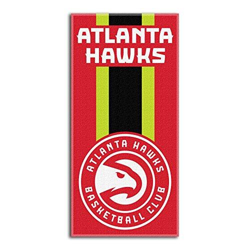 The Northwest Company NBA Zone Read Beach Towel, 30″ x 60″ – DiZiSports Store