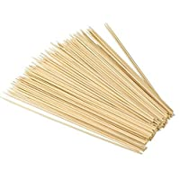 Syga Bamboo Skewers 10 Inches (200 Sticks)