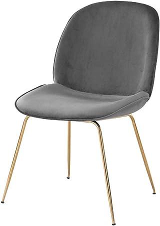Chaise Fauteuil Siège Chaises Chair Pied en métal Restaurant