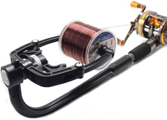 1PC Fishing Line Spooler Fishing Reel Winder Reel Winding Device Fishing Accesso