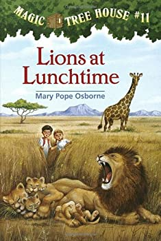 Lions at Lunchtime 193033298X Book Cover