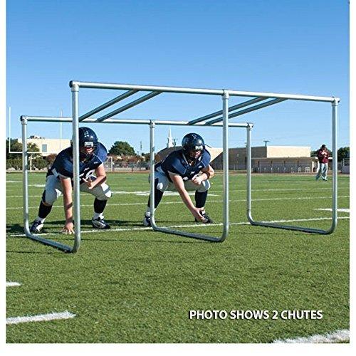 Pro Down Football Lineman Single Chute - Collegiate