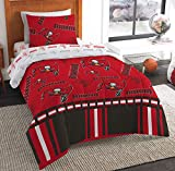 """NFL Tampa Bay Buccaneers """"Rotary"""" Twin Bed In a Bag"""