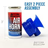 Air Horn for Boating Safety Canned Boat Accessories