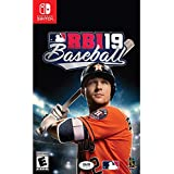 RBI Baseball 19 (Nintendo Switch)