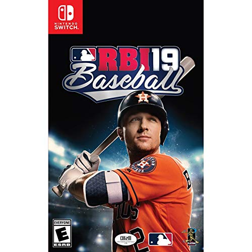 MLB RBI 19 BASEBALL - Nintendo Switch