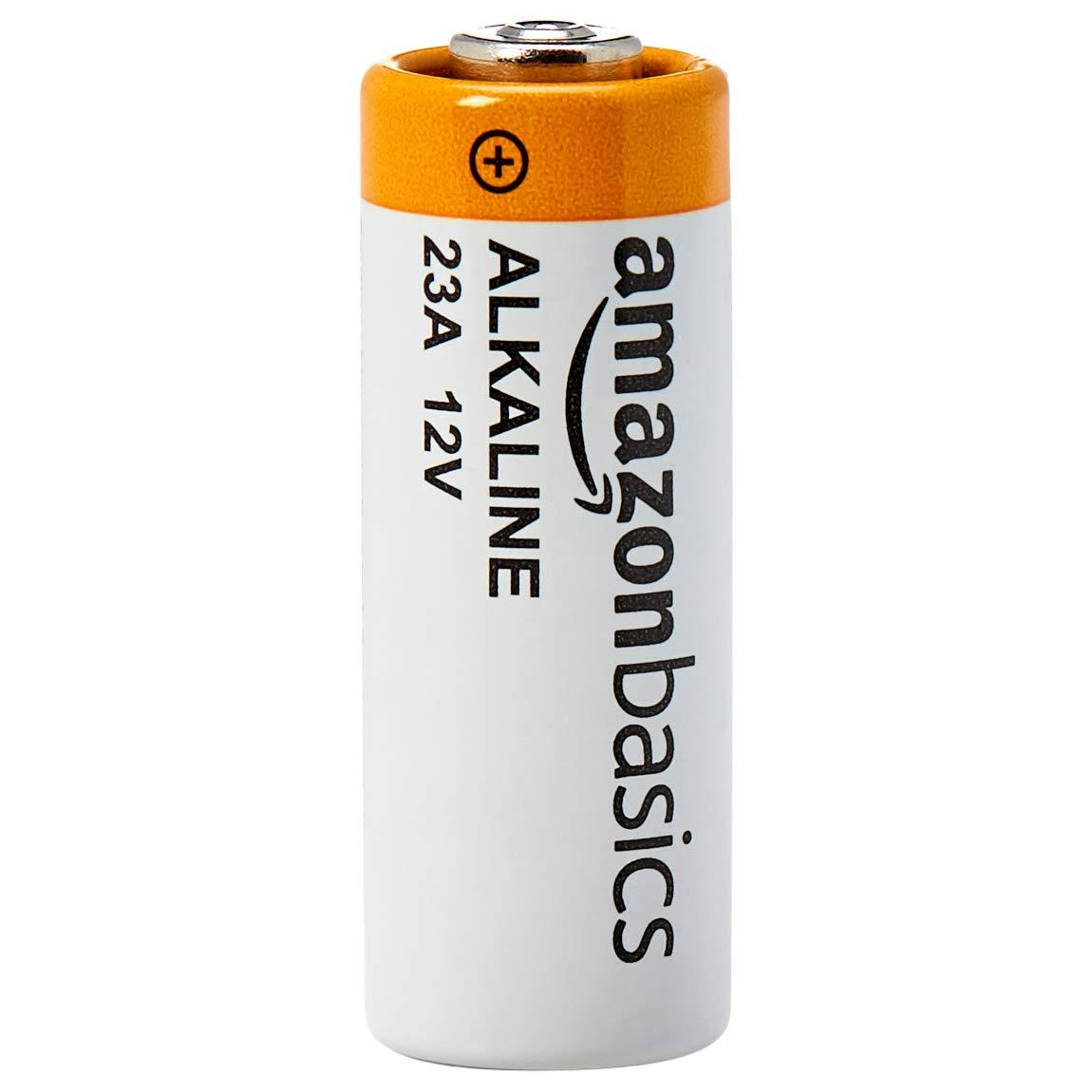 AmazonBasics A23 Alkaline Batteries (4-Pack)