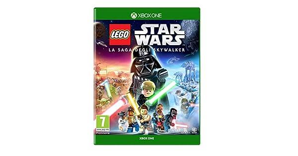 Xbox One - LEGO Star Wars: La Saga de Skywalker - [Versión Italiana]: Amazon.es: Videojuegos