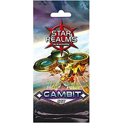 Star Realms - Gambit - Booster 20 cartes VF