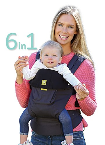 Buy Discount LÍLLÉbaby The COMPLETE Original SIX-Position, 360° Ergonomic Baby & Child Carrier, C...