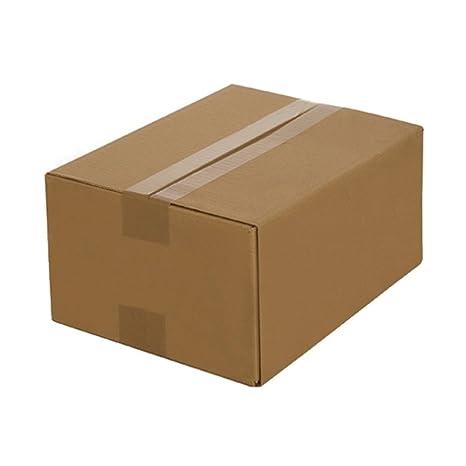 50 x cajas de carton 400 x 300 x 200 mm caja para enviar objetos paquete