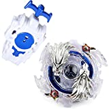 Buywin Bey BURST Blade B-66 Starter Lost Longinus.N.Sp Battling Top Burst Starter with String Launcher High Performance BeyLauncher Spining Top Kids Game Toys Set