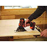 BLACK+DECKER Matrix Attachment, Trim Saw