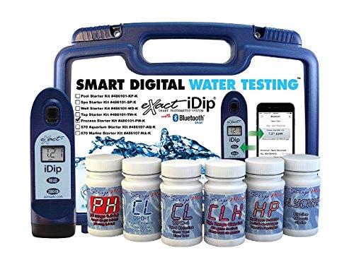 eXact iDip Photometer 486101-PW-K Process Water Starter Kit with ()