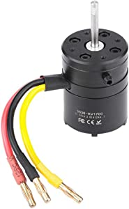 V BESTLIFE RC Boat Water-Cooled Motor, Remote Control Part Accessories 3545-1700KV Water Cooling Motor