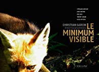Le Minimum visible par Garcin