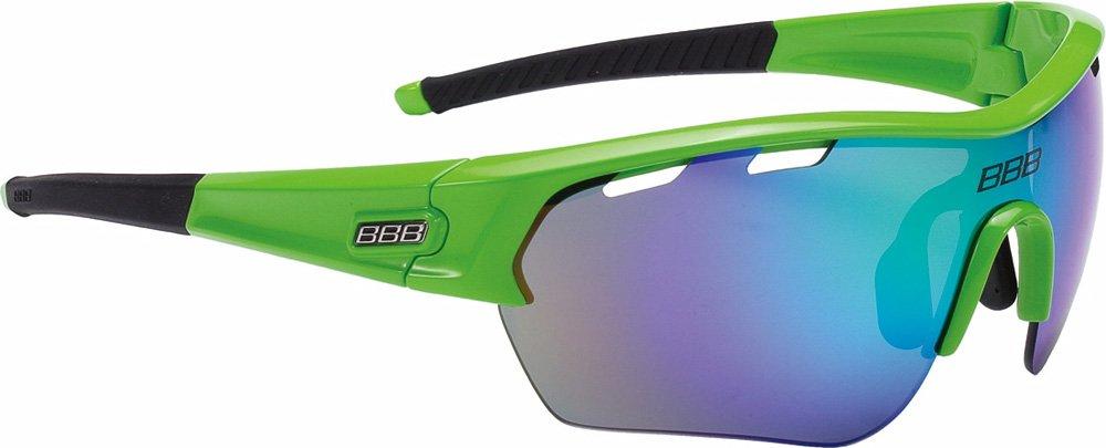 BBB Select XL BSG-55XL Sportbrille grün Glanz 2018 Fahrradbrille