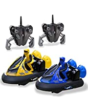 Remote Control Bumper Cars w/ 2.4Ghz Multiplayer Technology