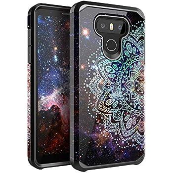 Amazon.com: TIANLI LG G6 Case LG G6 Plus Case Flowers for ...