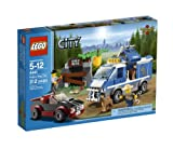 lego rv sets - LEGO City Police Dog Van 4441