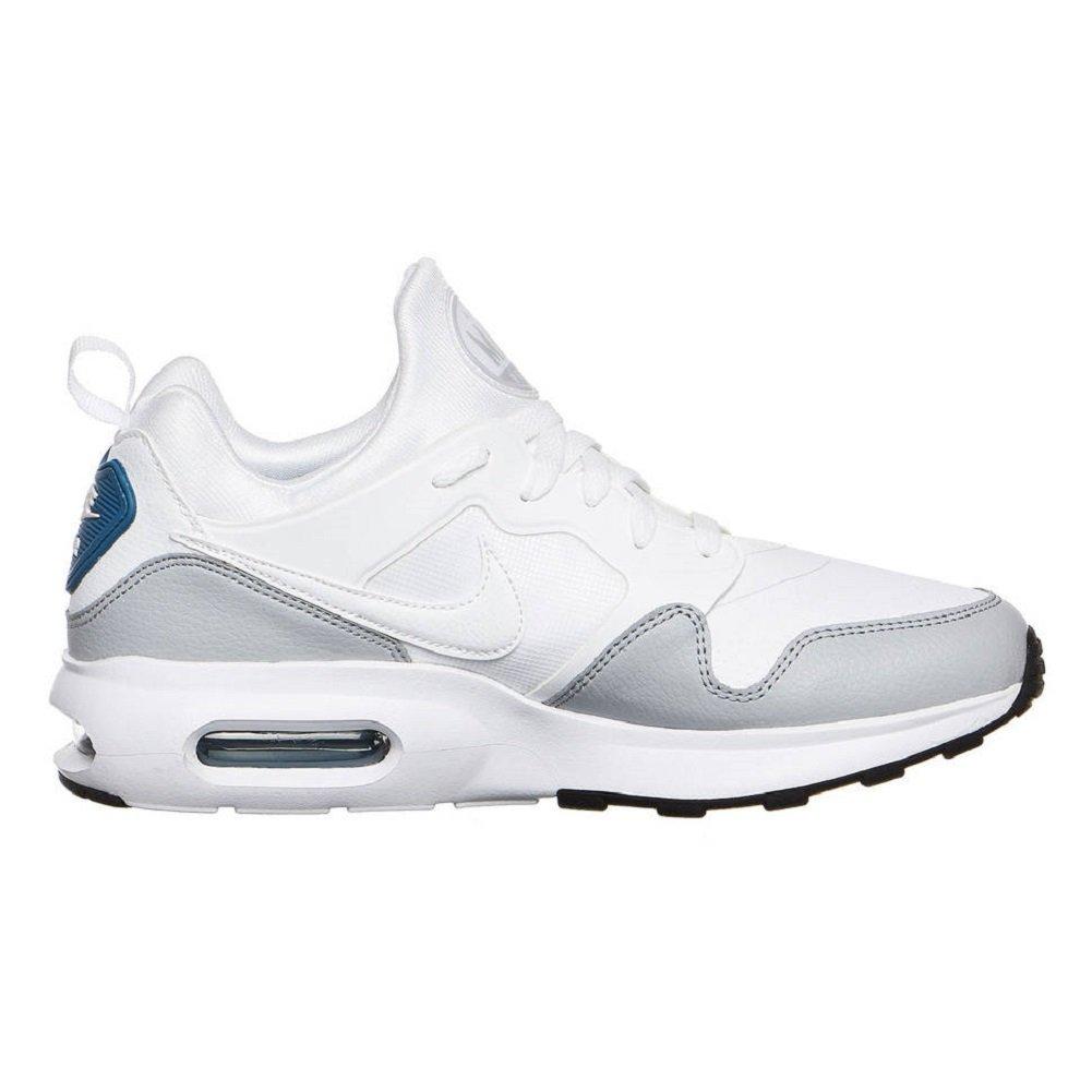 Amazon.com | Nike Mens Air Max Prime SL Lifestyle Sneakers 876069 100 White | Fashion Sneakers