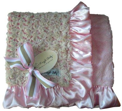 Razzle Baby - Rose Poodle / Pink Cuddle