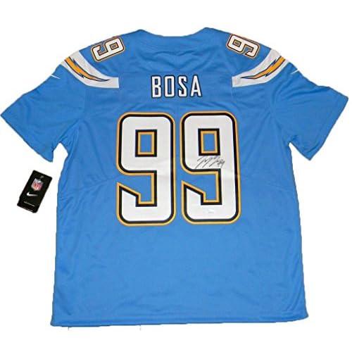 huge selection of 6db1a 6d1c6 Signed Joey Bosa Jersey - #99 Nike Limited - JSA Certified ...