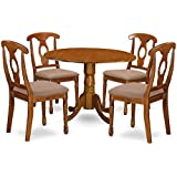 Amazon Com Bar Table Chair Sets Kitchen Dining Room