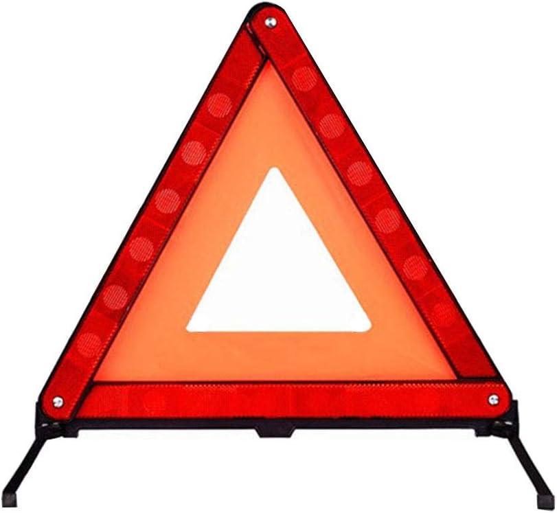 BSTHP Triangle de signalisation durgence Pliable avec /étui de Rangement