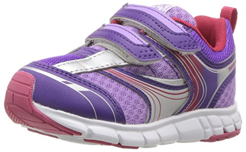 - TSUKIHOSHI Girls' Dart Sneaker, Purple/Berry, 12.5 M US Little Kid M US Little Kid