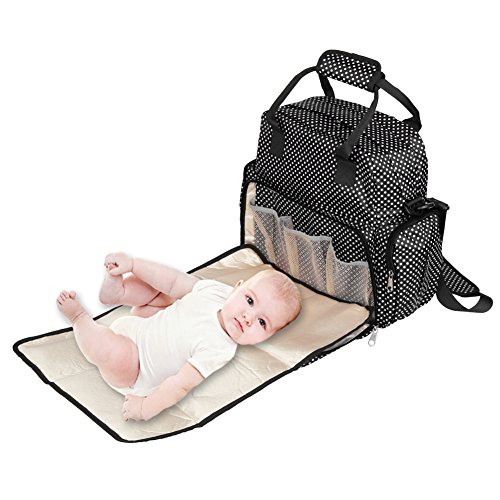 Dazone® Baby Diaper Bag Diapers Backpack Changing Bag Mummy
