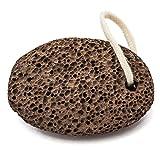 BBire 1pc Brown Pumice Stone Foot Care Scrub Dead Hard Skin Callus Remover Pedicure Tool