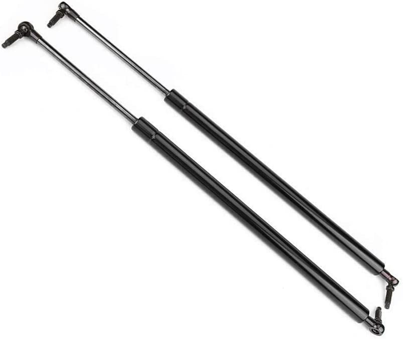 Nrpfell 2Pcs Car Rear Hatch Liftgate Tailgate Supports Shock Strut Rod Steel Lift Support for PT Cruiser 01-08