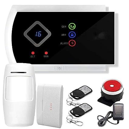 Support Burglar Alarm GSM Alarm GSM Burglar Alarm ...