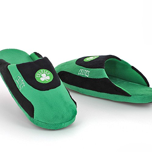 Donna Originale Nba Uomo Ufficiali Calda Boston E Slittamento Pantofole Confortevole Adulti Celtics E La Sleeperz fwgxqz6Eg